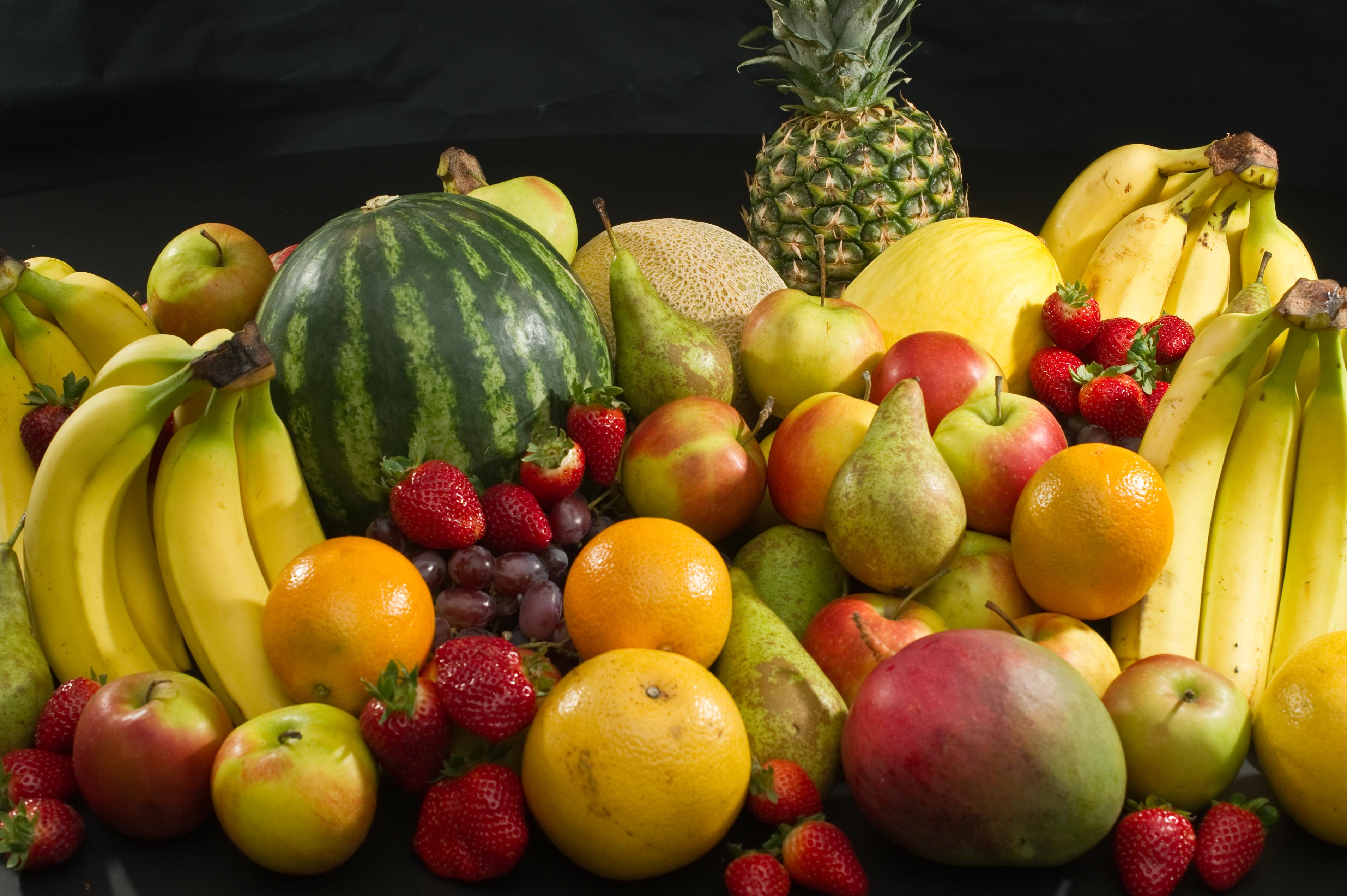 verlies gewicht met fruit