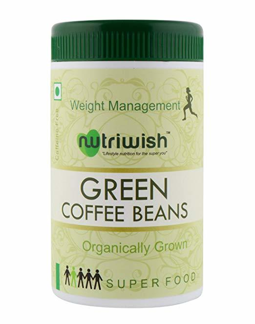Green Coffee Beans Can